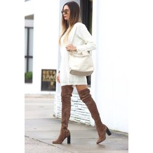 JEFFREY CAMPBELL 'Perouze' Over-the-Knee Boot